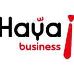 Logo Haya! business