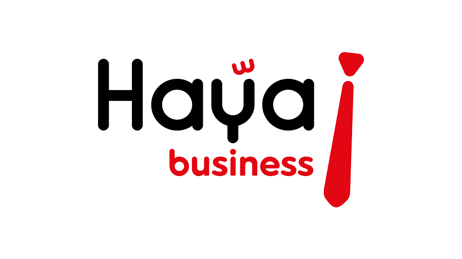 Logo Haya! business