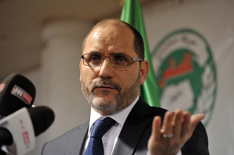 Mokri a fustigé la déclaration de l'ambassadeur saoudien en Algérie. New Press