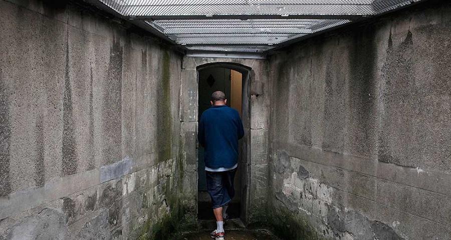 Les portes s'ouvriront devant certains prisonniers en ce 5 juillet. D. R.