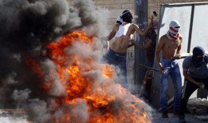 La Ligue arabeavertit Tel-Aviv :«Vous êtes en train de jouer avec le feu»