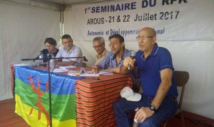 Le RPK appelle l'Etat à institutionnaliser les autonomies régionales