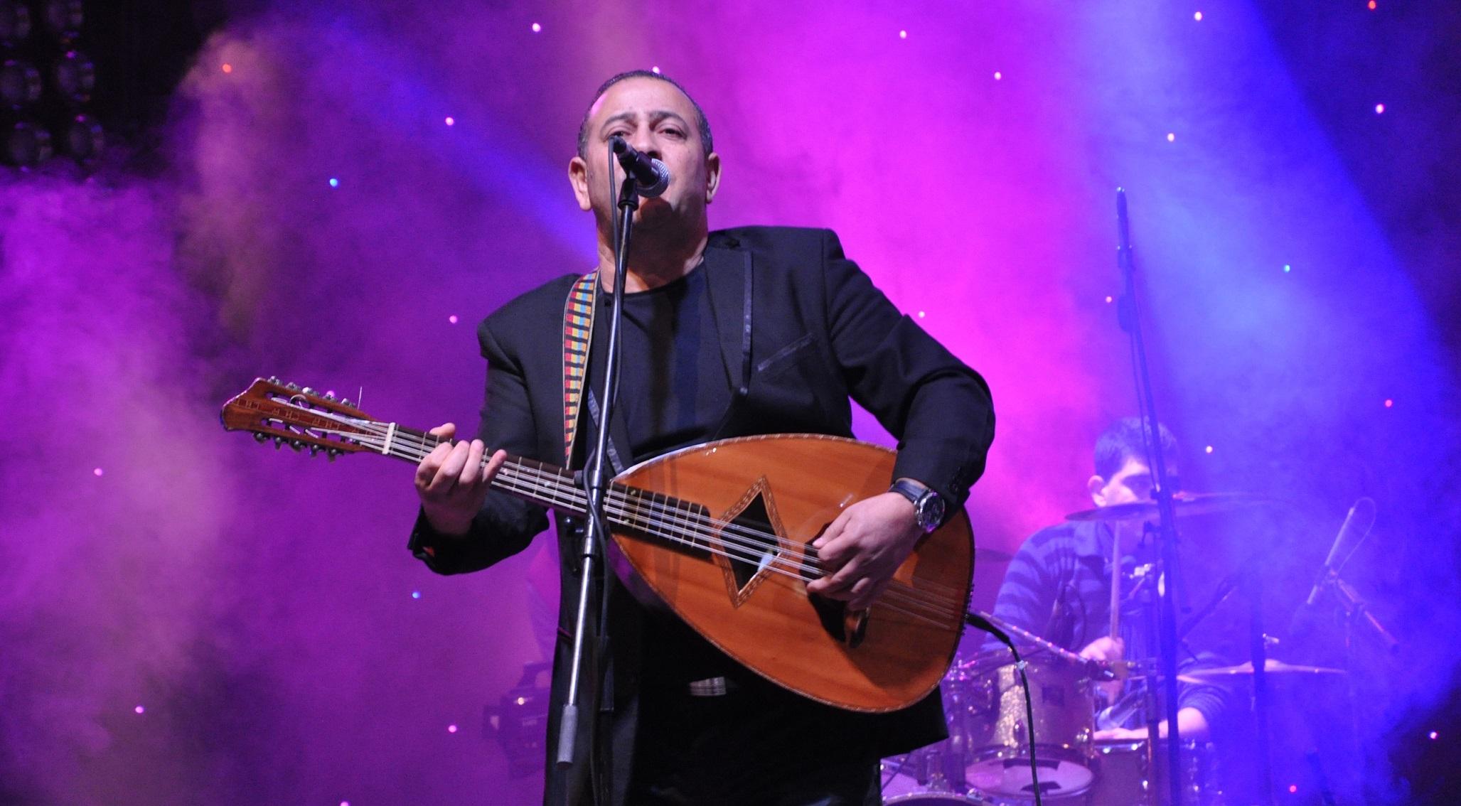 Rabah Asma, chanson kabyle