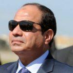 Le président égyptien Abdelfattah al-Sissi. D. R.
