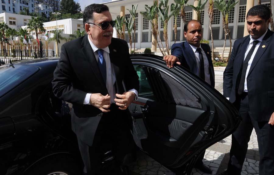 Al-Sarraj Alger