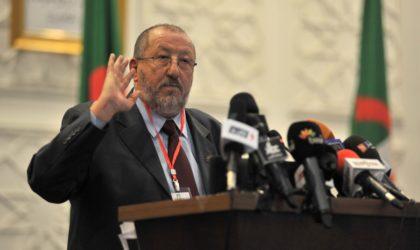 Les douze secrétaires nationaux de l'UGTA apportent leur soutien à Sidi Saïd