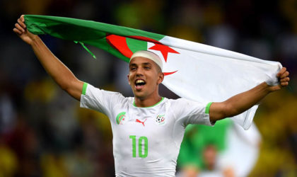 Galatasaray offre 4,5 millions d'euros pour Feghouli