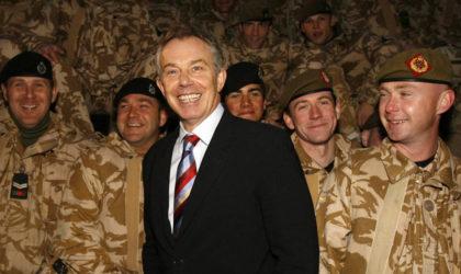 Guerre en Irak: Tony Blair ne sera pas poursuivi en justice