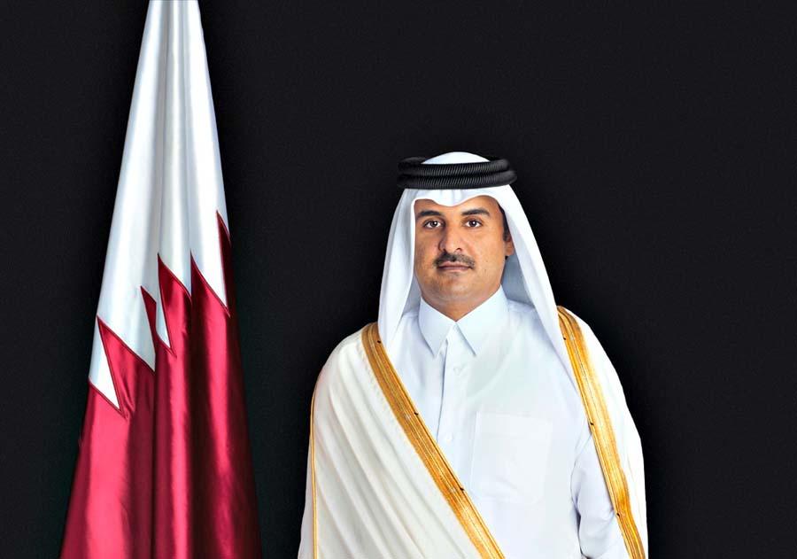Emirats, Tamin Bin Hamad Al-Thani