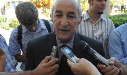 Tebboune : «L'Algérie n'aura pas recours à l'endettement extérieur»