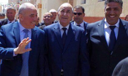 Tebboune effectuera une visite de travail dans la willaya d'Alger