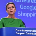 Margrethe Vestager,la commissaire européenne à la concurrence. D. R.