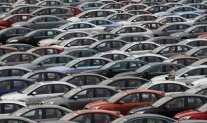 Il n'y aura pas d'importation de véhicules en 2018