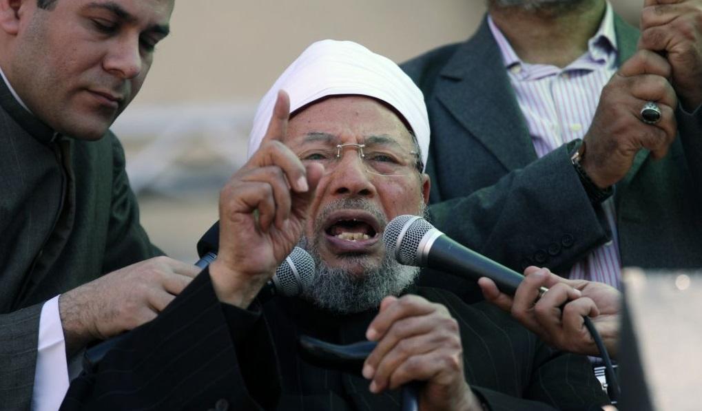 Youssef Al-Qaradawi, Palestine, Israël,