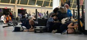 aéroport retard