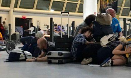 Des Algériens bloqués à l'aéroport d'Istanbul abandonnés à leur sort
