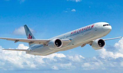 Air Canada inaugure sa desserte Montréal-Alger