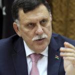 Libye, Al-Sarraj