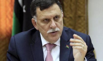 Al-Sarraj : une guerre en Libye pousserait plus de 800 000 migrants vers l'Europe