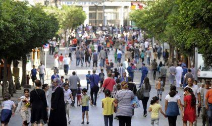 Algérie : 41,7 millions d'habitants enregistrés au 1er juillet 2017