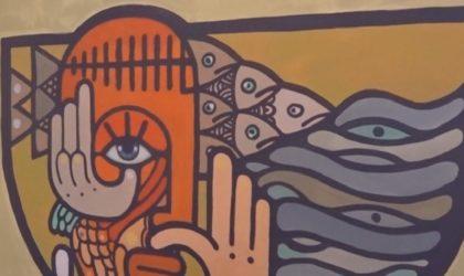 Delirium : une exposition de Street art à Alger