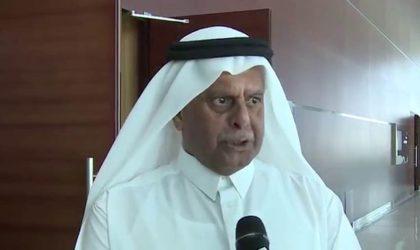 Le vice-Premier ministre qatari : «L'Algérie n'a pas cédé au chantage»