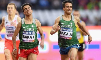 8es Mondiaux d'athlétisme handisport: suprématie des frères Baka au 1500 m