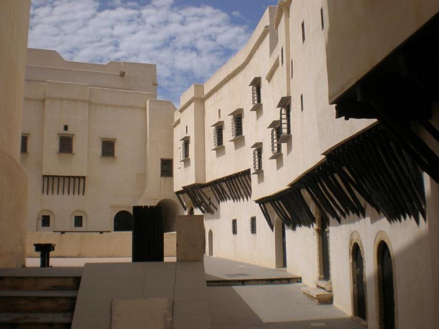 Le Bastion 23 (Alger). D. R.