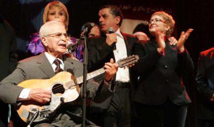 Hommage à Blaoui El Houari à l'Opéra d'Alger