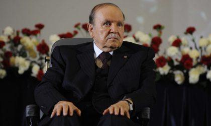 Bouteflika procède à un important mouvement des cadres de l'administration