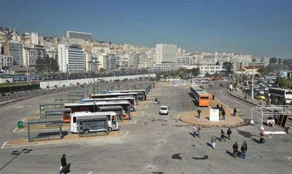 Grève des transporteurs privés d'Alger contre la décision de l'Etusa