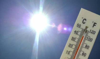 BMS: des températures caniculaires à partir de lundi sur l'est et l'intérieur du pays