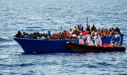 Des Tunisiens et des Libyens à la tête de réseaux d'immigration clandestine