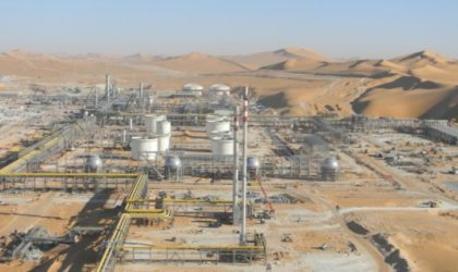 Sonatrach : inauguration de la station de compression GR5 de Hassi R'mel
