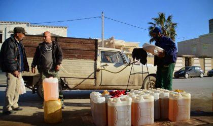 Frontière algéro-marocaine: une barrière en apparence hermétique…