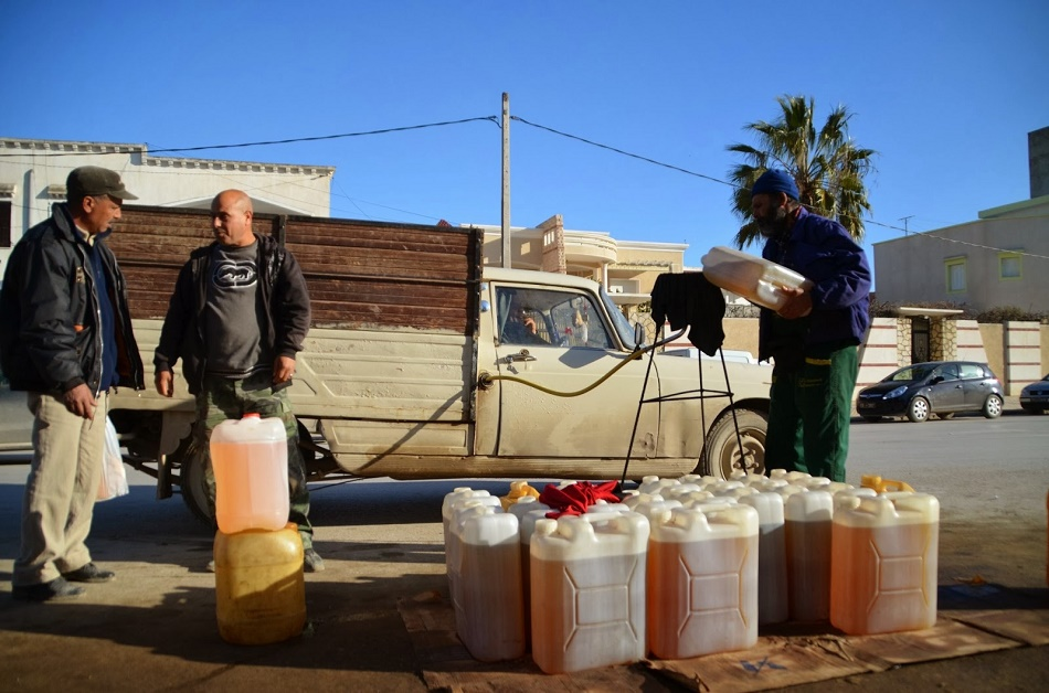 Frontière algéro-marocaine