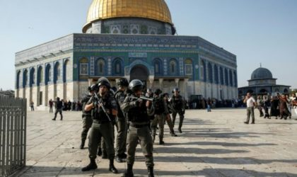 Les MAE arabes ont fermement condamné les mesures d'Israël à Jérusalem-Est