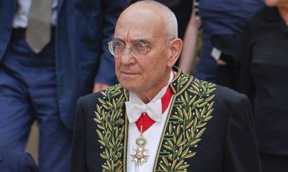 Décès de l'ancien militant anticolonialiste français Max Gallo