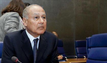 Situation à Al-Qods: réunion d'urgence de la Ligue arabe mercredi