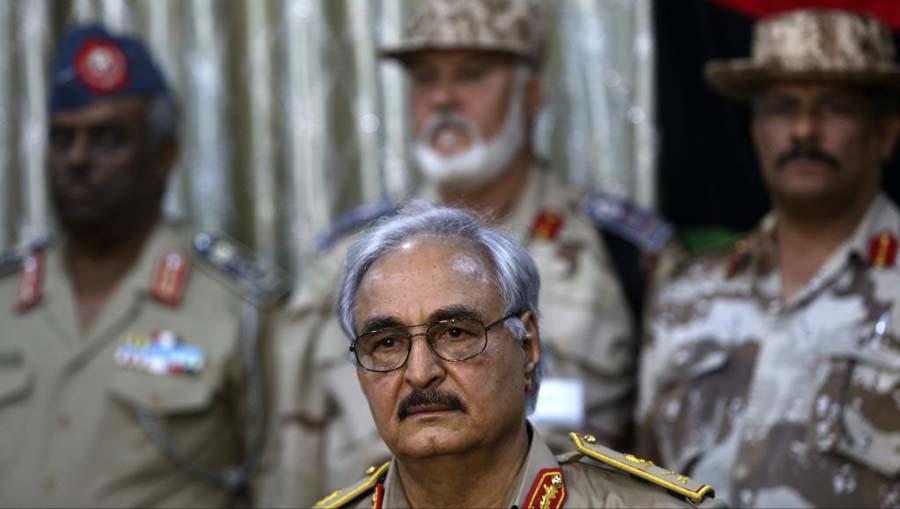 Haftar Benghazi