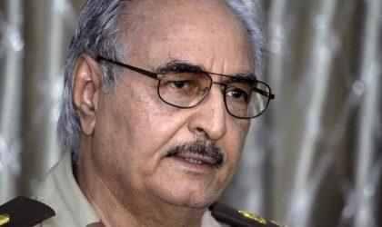 Libye : le maréchal Khalifa Haftar libère Benghazi et crie victoire