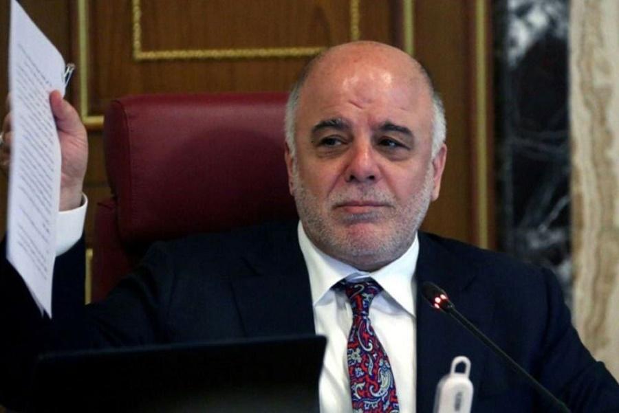 Le Premier ministre irakien Haider Al-Abadi. D. R.