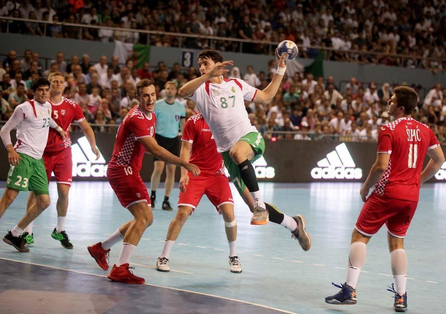 Croatie-Algérie Handball
