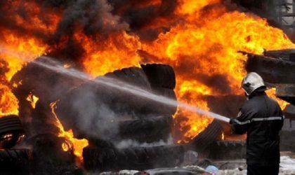 Bouteflika ordonne l'indemnisation des victimes des incendies à Tizi-Ouzou