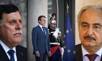Libye : Sarraj et Haftar mardi à Paris pour des discussions