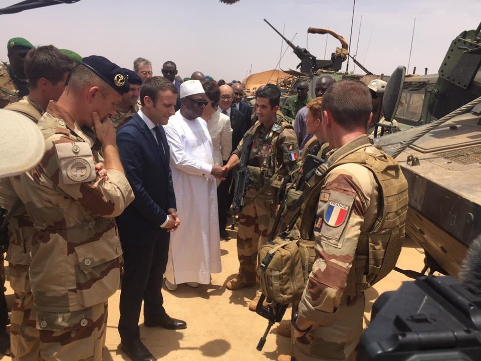 La France doit réorienter radicalement sa politique au Mali. D. R.