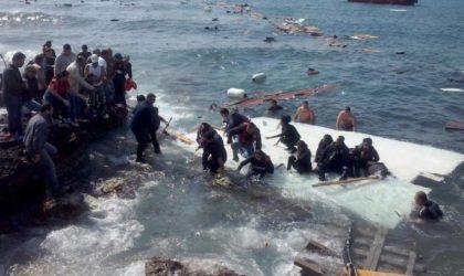 Plus de 33 000 migrants auraient trouvé la mort ou été portés disparus en Méditerranée