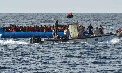 23 morts dans le naufrage d'un canot en Méditerranée