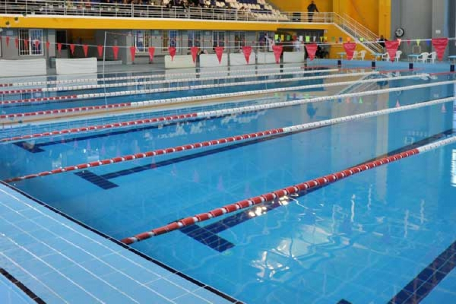 Natation benbara n ira pas aux championnats du monde for Piscine du 5 juillet alger