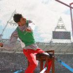 Bahlaz médaillé d'or